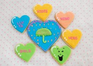 Tante Pat's cookies